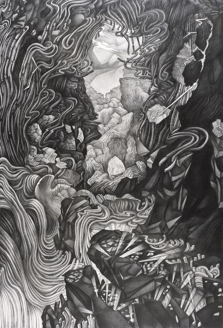 , 'Disassembling Landscape II,' , Moskowitz Bayse