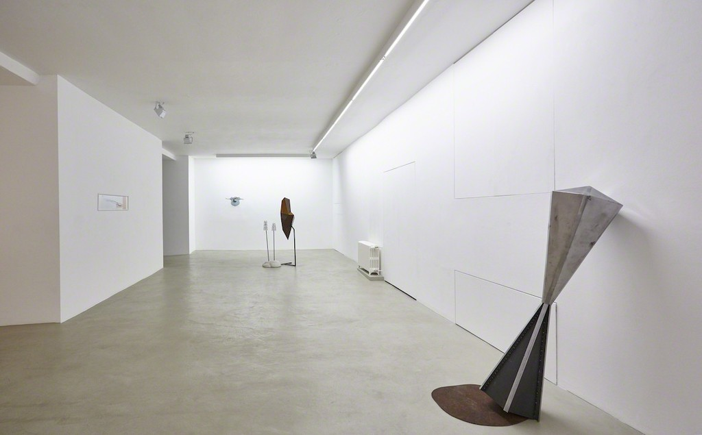 View of works of Nerijus Erminas and Rimantas Milkintas _____ Photo: Joseph Devitt Tremblay