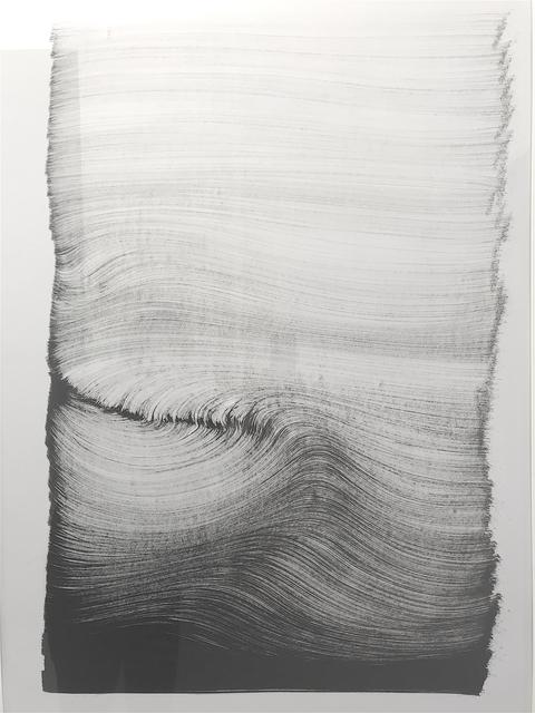, 'Welle III,' 2014, SMUDAJESCHECK