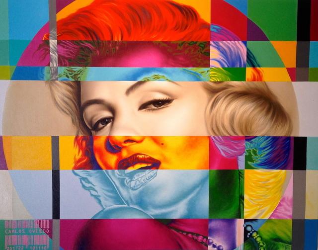 , 'Marilyn IV,' 2013, Galleria GUM