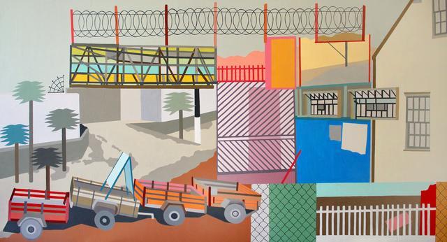""", '""""PORTÕES (GATES) """",' 2019, sc gallery"""