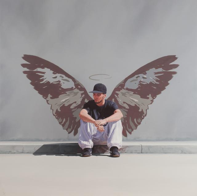 , 'Fallen Angel,' , Gormleys Fine Art