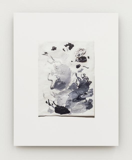 , 'Palette (7),' 2012, Meliksetian | Briggs