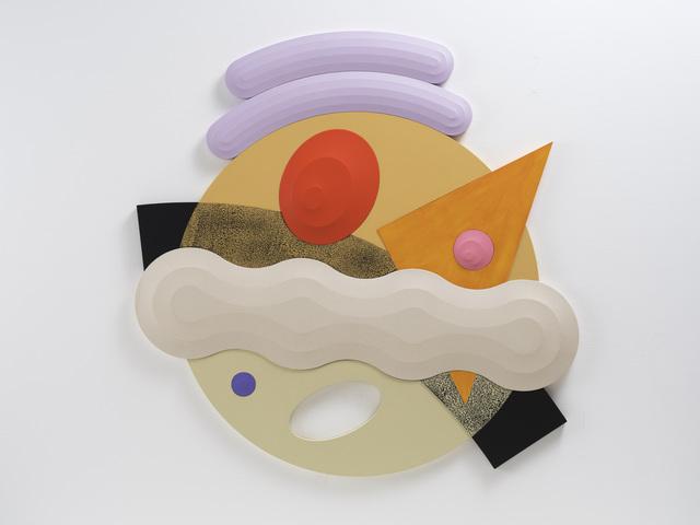 , 'Knucklehead,' 2017, Perrotin