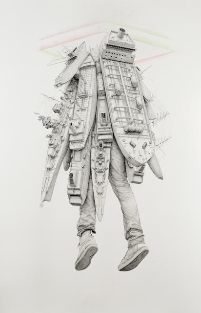 , 'Psychidaelectic,' , Gallery Poulsen