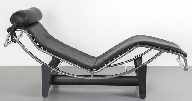 chaise longue le corbusier imitation