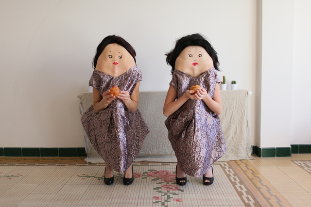 , 'Secret Friends: Twins,' 2016, Projekteria [Art Gallery]