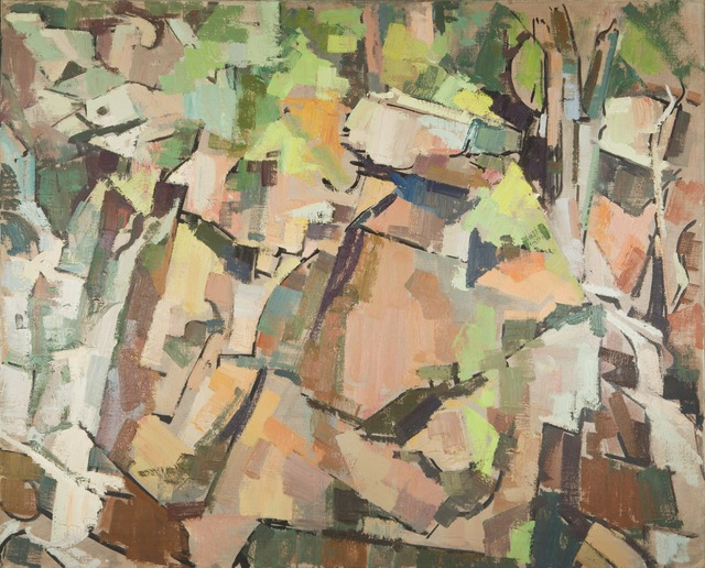 , 'Double Waterfall [East Princeton, Massachusetts],' , Childs Gallery