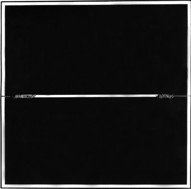 , 'Il filo teso,' 1972, Robilant + Voena