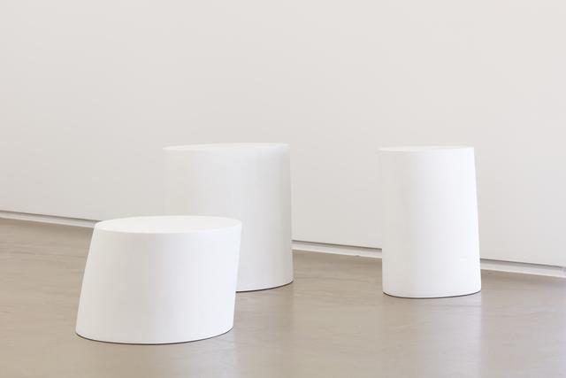 , ''Fragment, 06,' 'Fragment, 07,' & 'Fragment, 05',' 2018, Friedman Benda