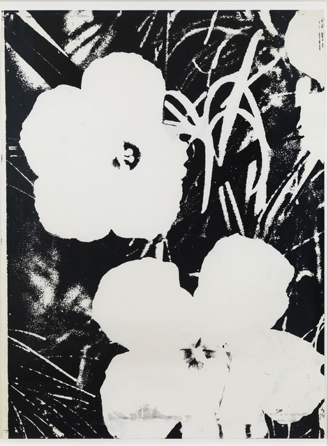 , 'Untitled (Flowers),' 1964, Gagosian