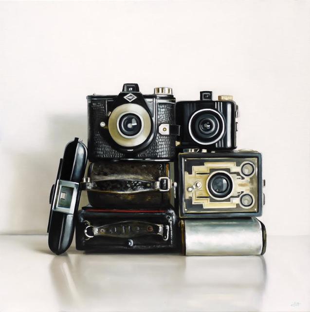 , 'Seven Vintage Cameras,' , George Billis Gallery