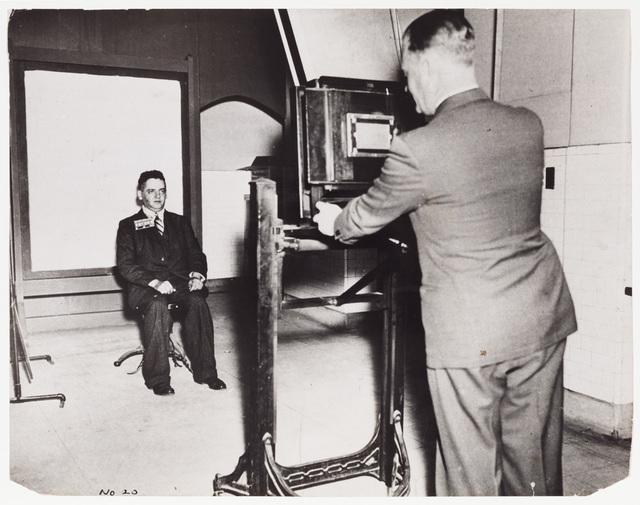 , 'Untitled (MugShot),' ca. 1941, Ricco/Maresca Gallery