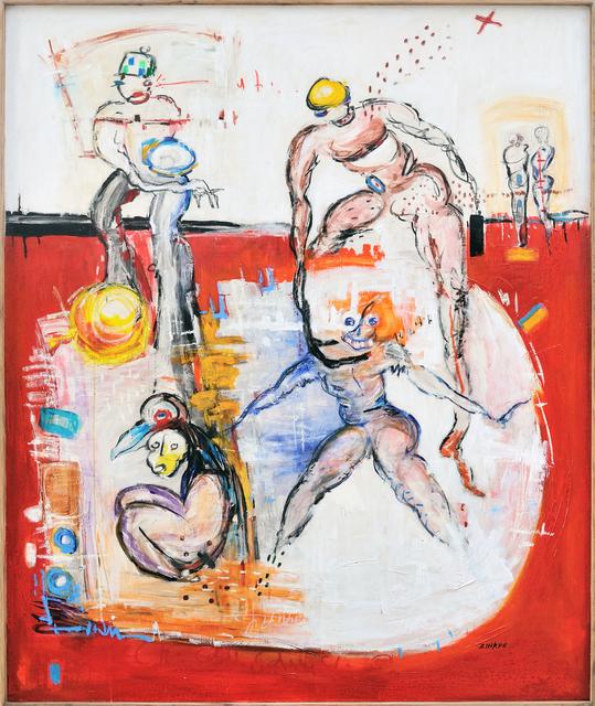 , 'Entre deux mondes,' 2012, In Situ - Fabienne Leclerc