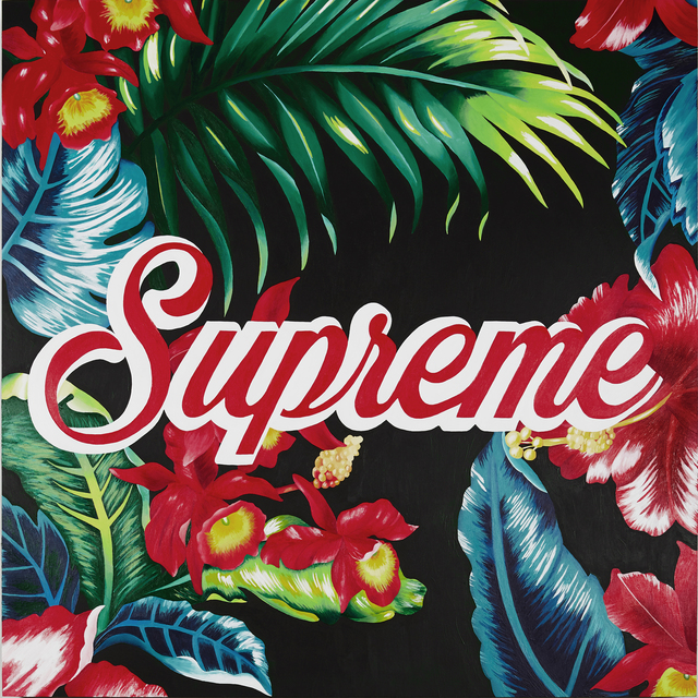 , 'Supreme,' 2018, Gallery 30 South