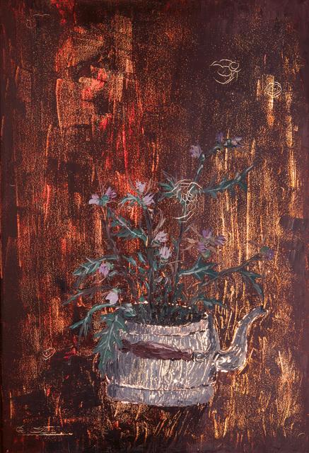 , 'The Painter, Scanogram 8,' 2015, carlier | gebauer