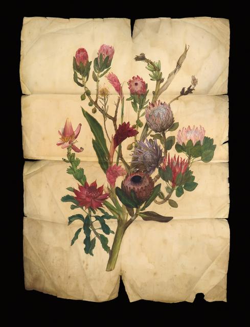 Derrick Guild, 'Ascension Plant V (Broughton Street Botanical)', Rago