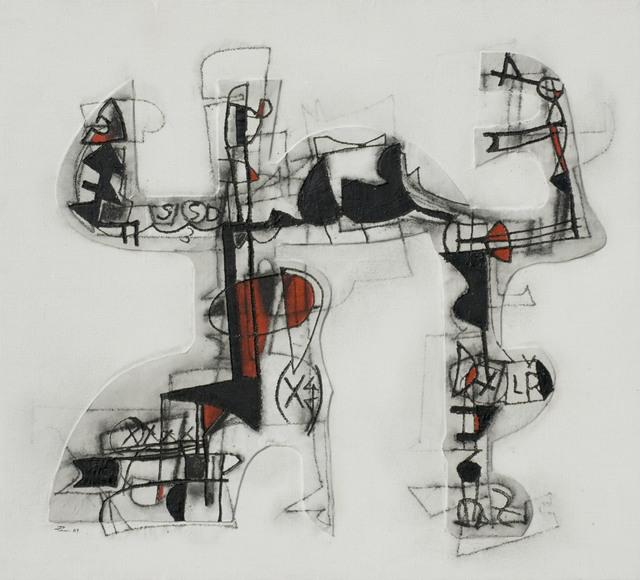 Adriano Piu, 'Assollo II', 2009, GALERIE URS REICHLIN