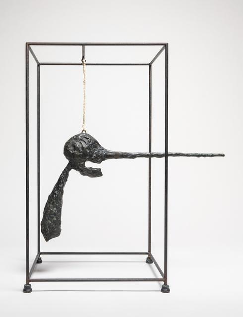 , 'Nose ( Le nez ),' 1947 (cast 1949), Guggenheim Museum