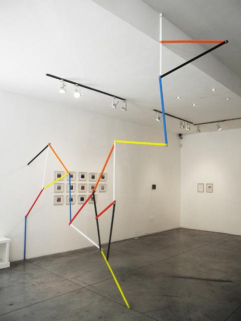 , 'El tratado de dibujo perdido,' 2014, Arróniz Arte Contemporáneo