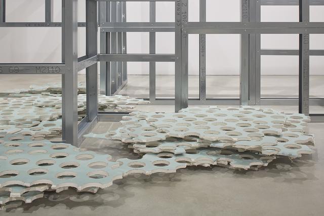 , 'Imaginary State,' 2017, Galerie Nordenhake