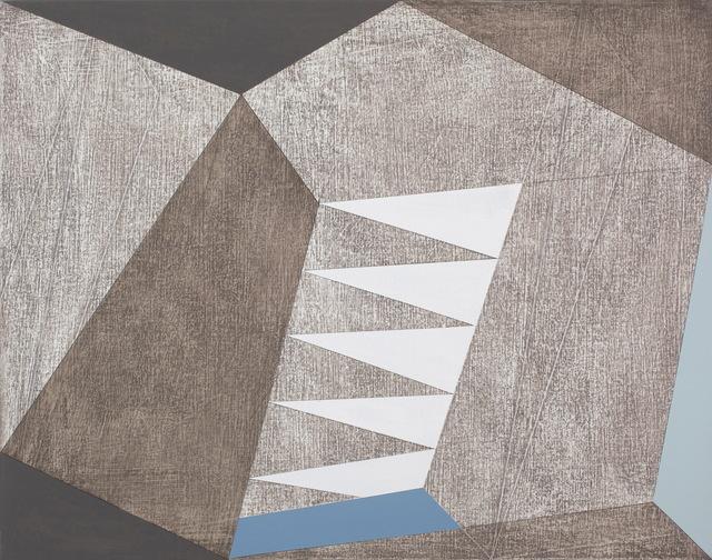 , 'Close Construction 3,' 2014, New Art Centre