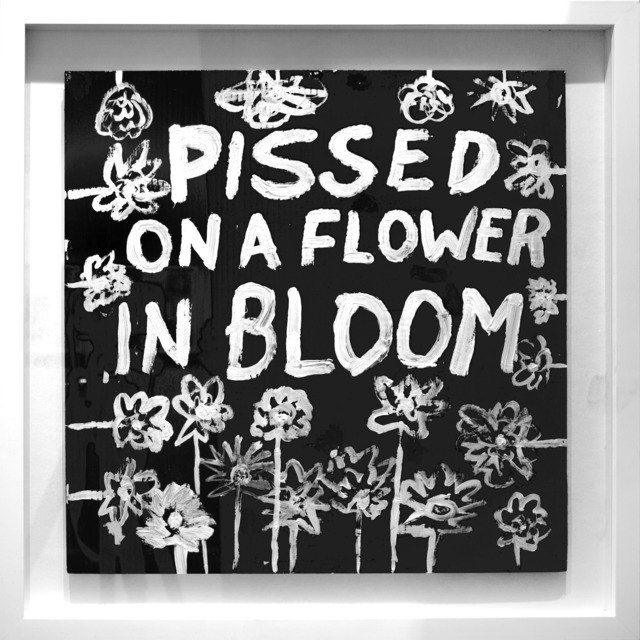 Nathan Bell, 'Pissed Flower', 2017, Subliminal Projects