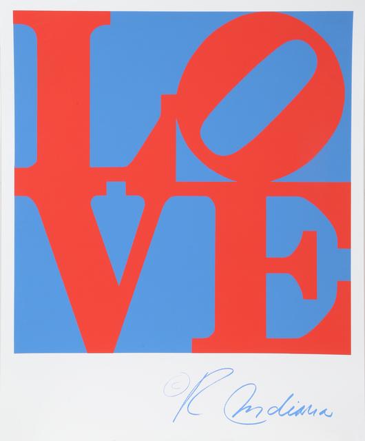 Robert Indiana, 'LOVE', ca. 1996, RoGallery
