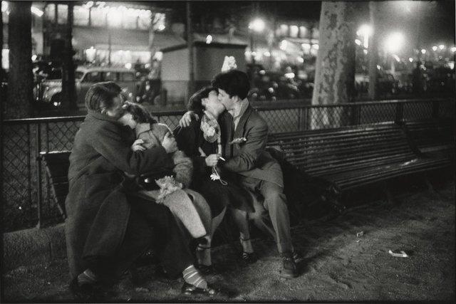 Sabine Weiss, 'Paris', 1954, Les Douches La Galerie