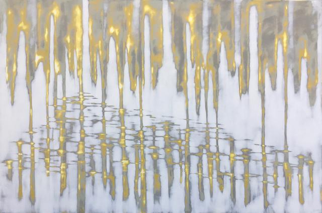 Audra Weaser, 'Golden Notes', 2018, Laura Rathe Fine Art