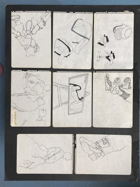, 'Cuaderno Castillejos #7,' 1965, Henrique Faria Fine Art