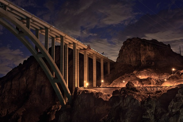 Jamey Stillings, 'Bridge at Nevada Hairpin, July 28', 2010, photo-eye Gallery
