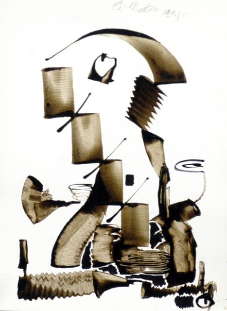 Eugene James Martin, 'Substance to Success', 1981, Eugene Martin Estate