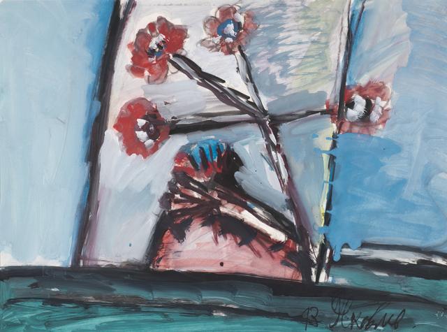 , 'Flowers,' 1990, ART4