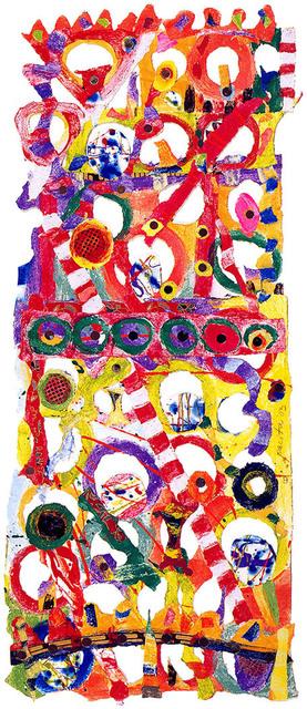 , 'Buns and bread,' 2003, Pacita Abad Art Estate