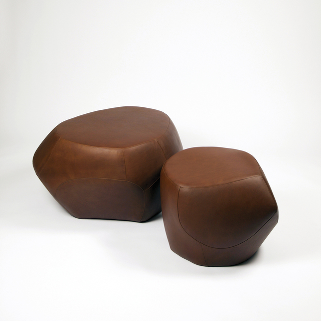 , 'Masur Poufs,' 2018, Hostler Burrows