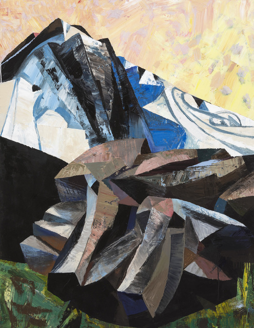, 'Columnar Eratic,' 2017, Russo Lee Gallery