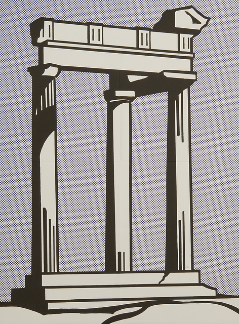 Roy Lichtenstein, 'Temple', 1964, Rago