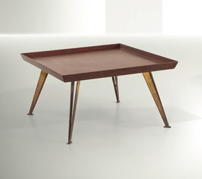 a low table, Bologna