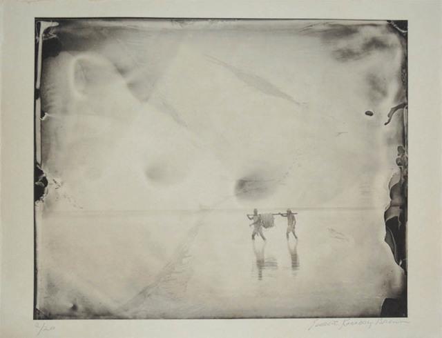, 'Net Fisherman,' 2011, Ronin Gallery