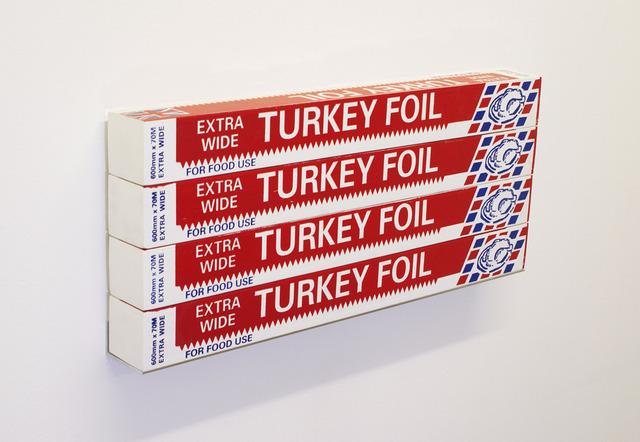 , 'Turkey Foil Box x 4,' 2007, David Nolan Gallery