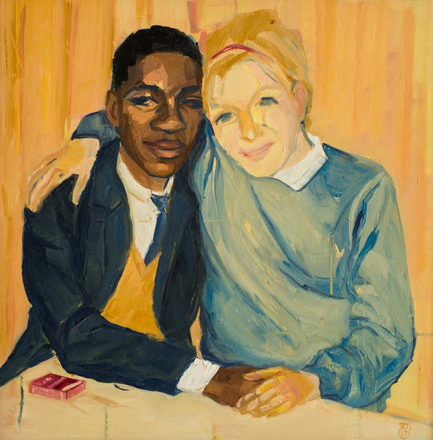 Ruth Owens, 'Eva and Arnold, Wienerwald', 2017, Jonathan Ferrara Gallery