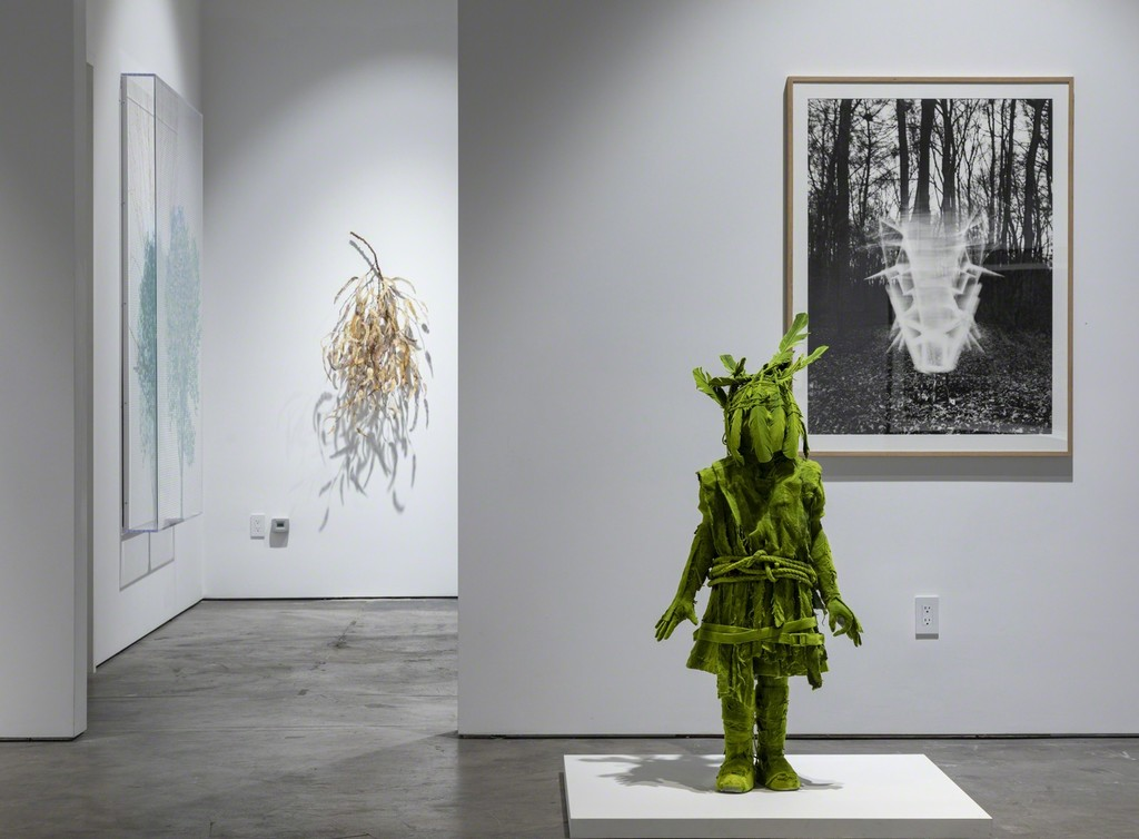 Installation view, No Time, September 21 – January 19, 2019. © McEvoy Foundation for the Arts / Photo: Henrik Kam