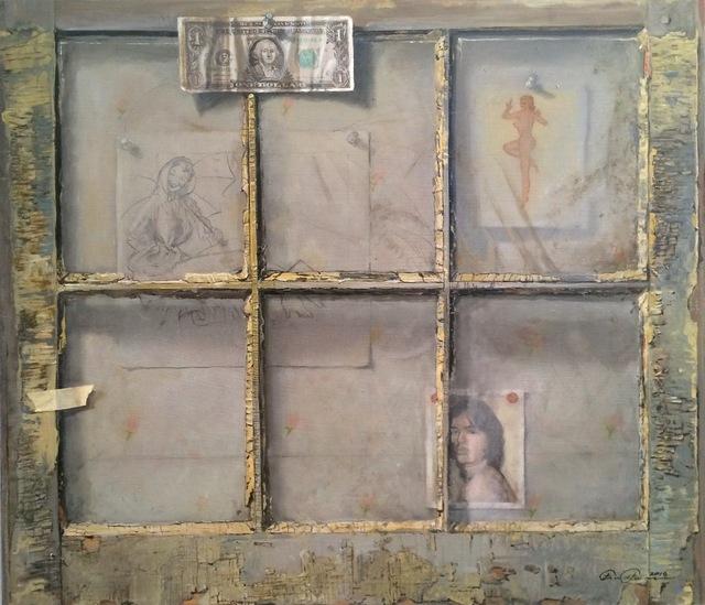 , 'Pin Up Window,' 2016, Eckert Fine Art