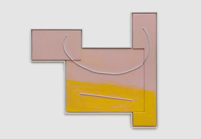 , 'Rising Coil,' 2016, James Fuentes