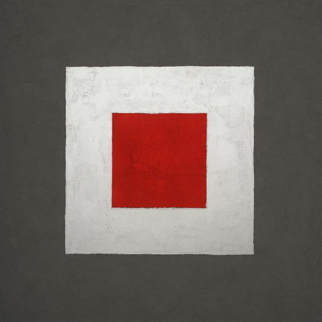 , 'Rot und Grau,' 2006, Galerie Thalberg