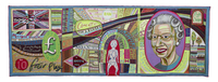 Grayson Perry, Comfort Blanket