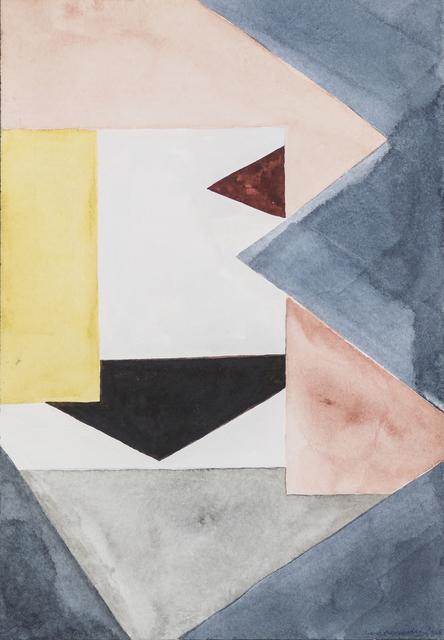, 'fold 1,' 2015, Mai 36 Galerie