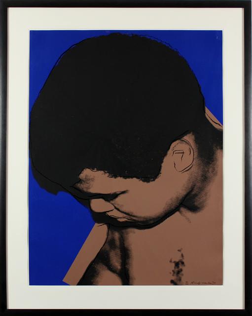 Andy Warhol, 'Muhammad Ali (FS II.180)', 1978, Gormleys Fine Art