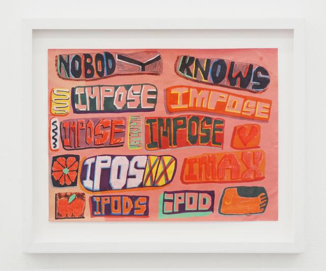 , 'Impose,' 2018, V1 Gallery